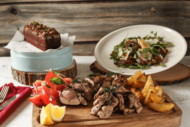 Affordable Italian set meal for 2 at The Capitol Kempinski Hotel Singapore