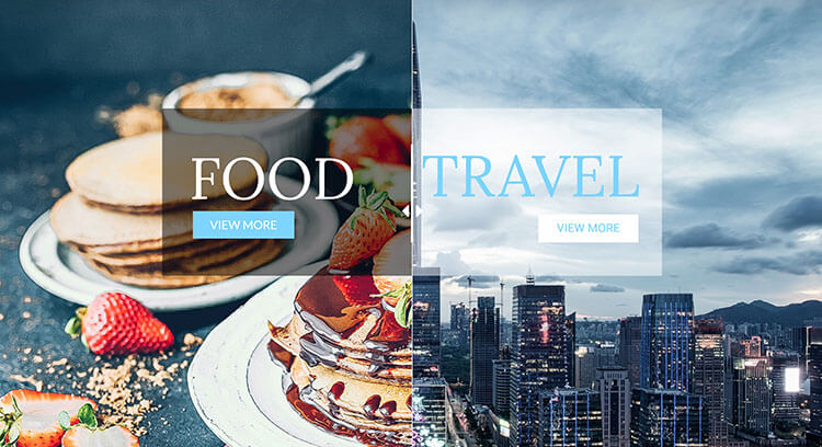 Easy Travel Recipes Banner