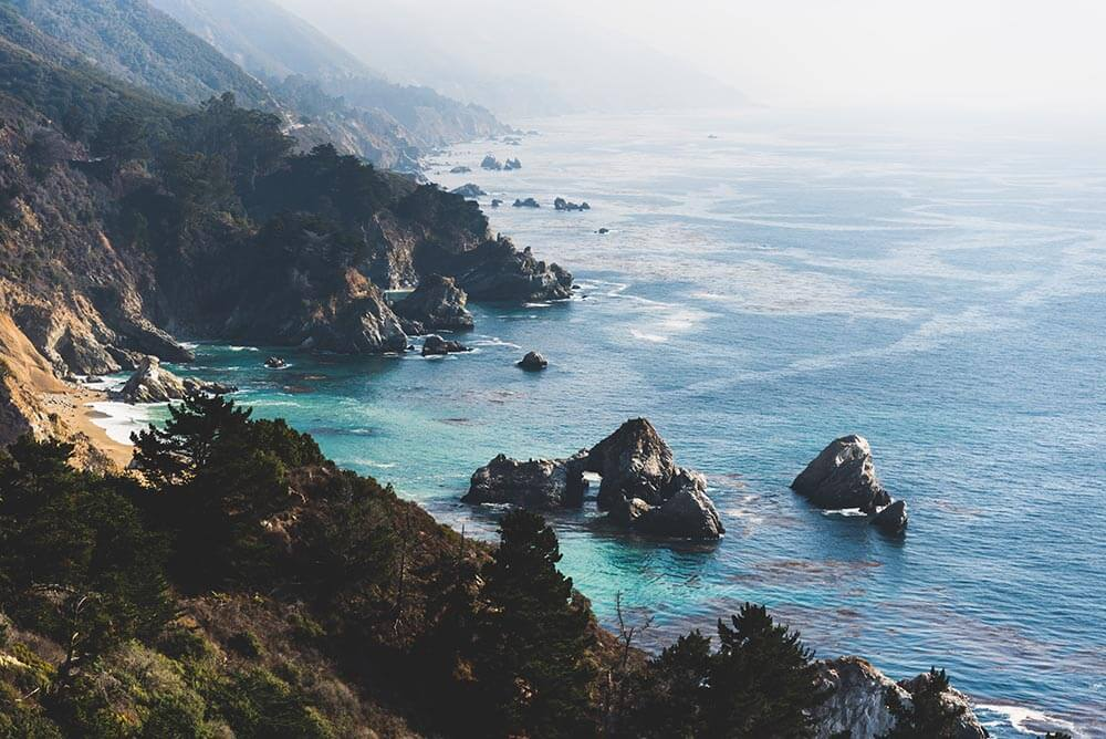 5 Places Couples Must Visit On A Road Trip To California Coast