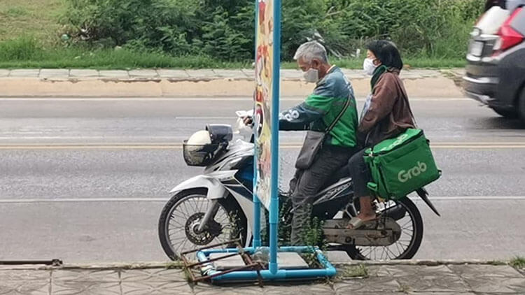 couples in thailand