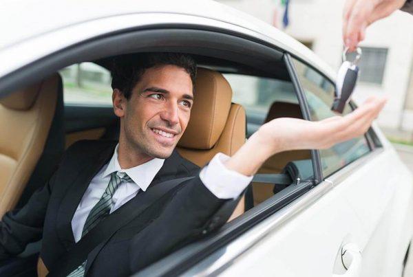 PCO car hire