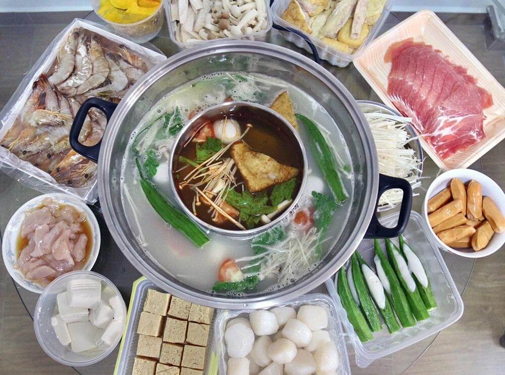 Enjoy Hotpot at home with Mr Joy's by Joo Hwa Food