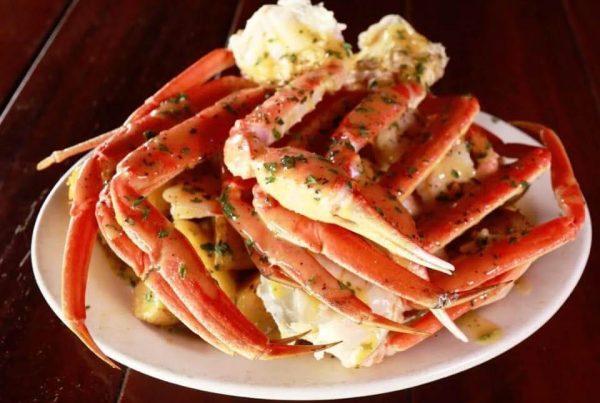 grilled crab legs recipe