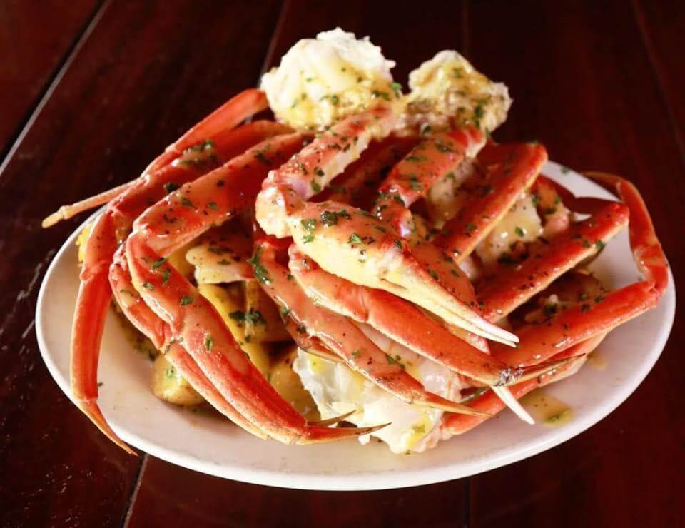 How to make delicious Grilled Crab Legs