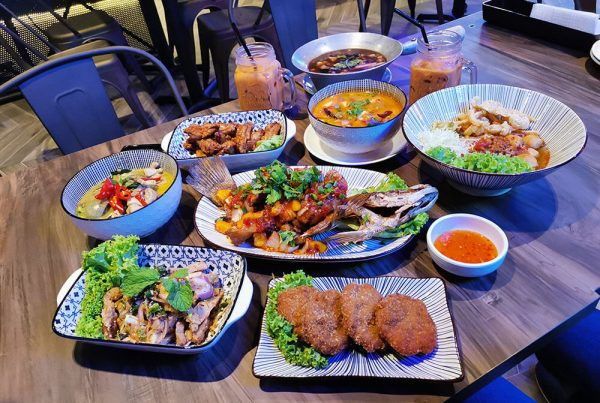 Suk Thai in Singapore
