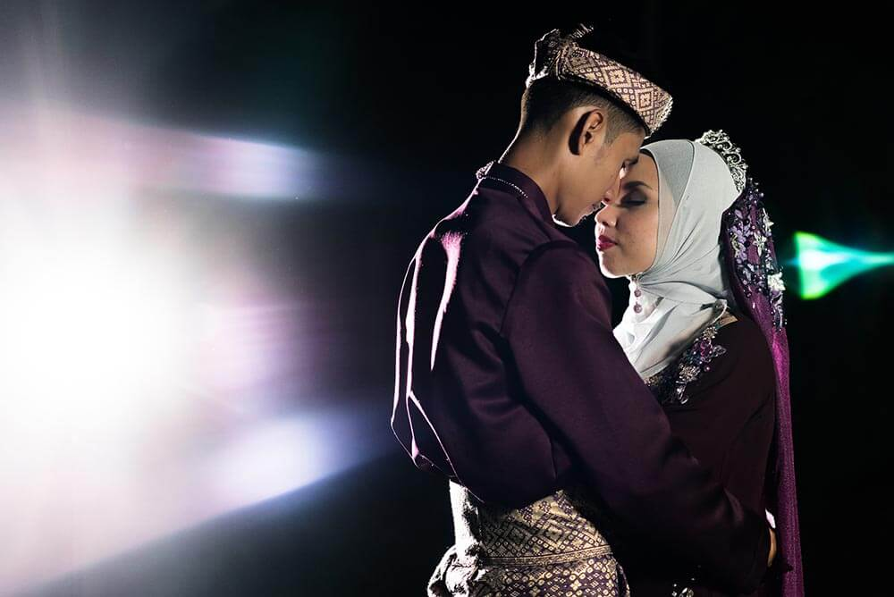 Muslim Couples in Singapore