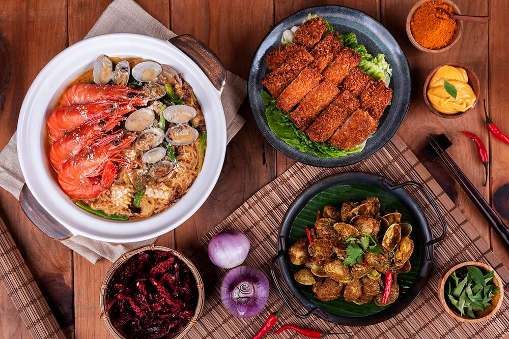 Penang Culture Authentic Malaysian Cuisine in Singapore