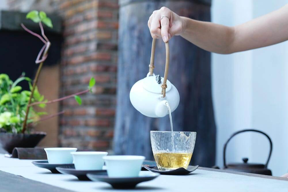 herbal tea that works perfectly for people struggling with anxiety