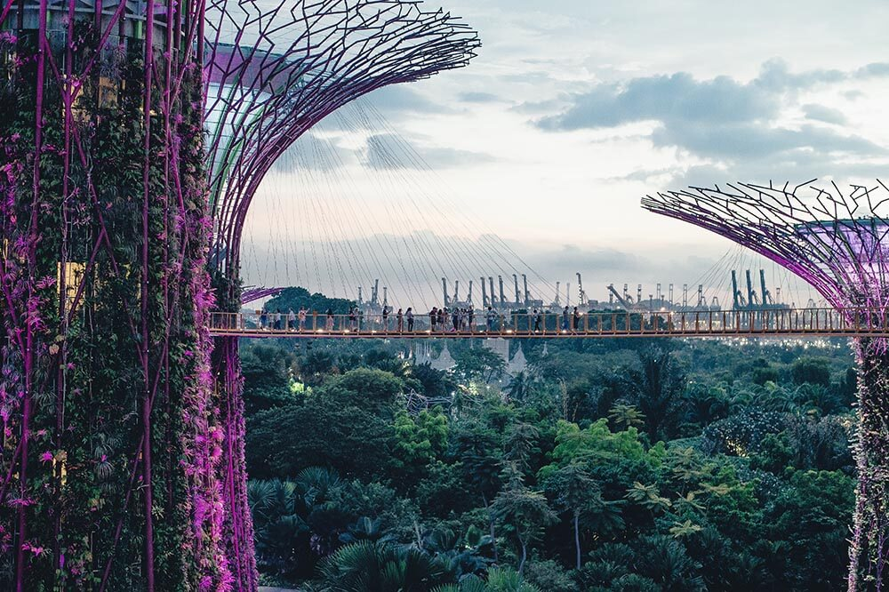 things to do in Gardens by the Bay