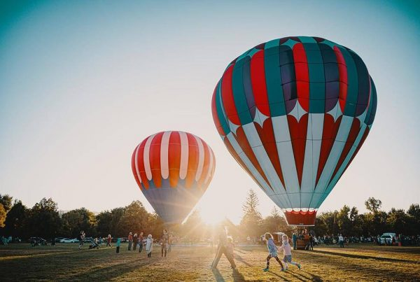 hot air balloon travel guide