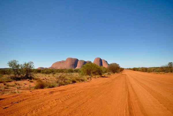 Spectacular Australian Outback