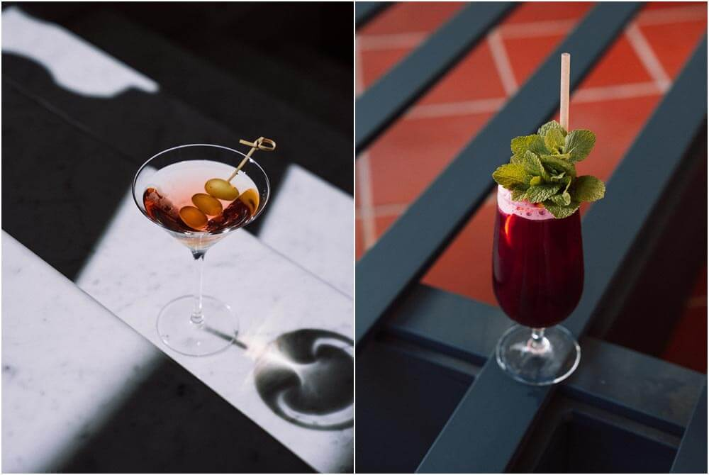 Limited Edition Cocktail Collection at Burger & Lobster Raffles Hotel