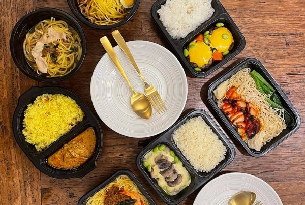 Ready-to-eat meals singapore