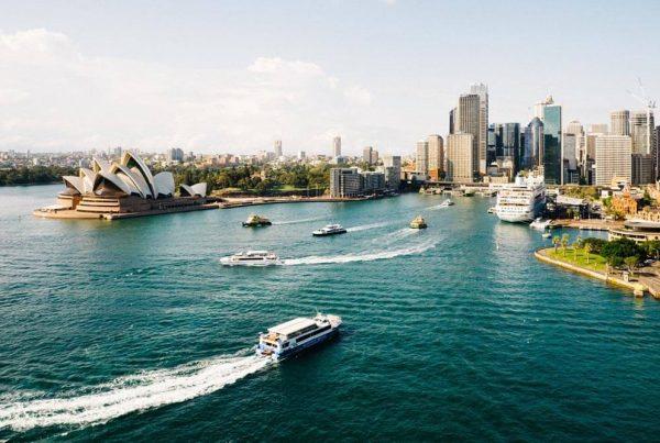 Boating Destinations in Australia